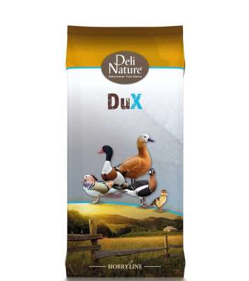 Deli Nature DuX Legepellet  25 kg