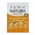 Adult Chicken, Lamb & Rice with Vegetables 150 g da Naturo