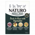 Adult Duck & Rice with Vegetables Naturo 150 g