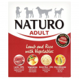 Naturo Adult Lamb & Rice with Vegetables 150 g baratas