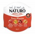 Naturo Adult Cat Thunfisch Mousse, getreidefrei  Online Shop