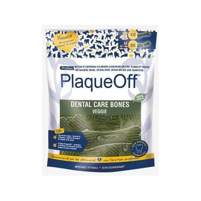 ProDen Plaque Off Dental Care Bones Veggie 482 g