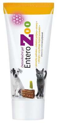 EnteroZOO Gel de désintoxication  100 g