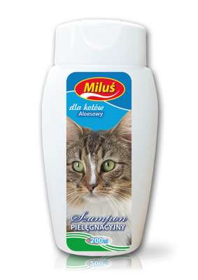 Miluś Shampoo for Cat's Care 200 ml