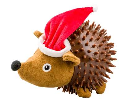 Armitage Pet Care Good Boy Hedgehog Santa 19 cm