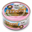 Premium Classic Gold Chicken and Tuna with Rice and Vannamei Shrimp 170 g van Princess