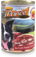 Prince Premium Beef with Papaya, Carrot and Spinach 400 g economico