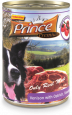 Prince Premium Venison and Ostrich with Tomato and Carrot 400 g economico