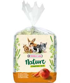 Nature Timothy Hay with Carrot & Pumpkin Versele Laga 5410340241936