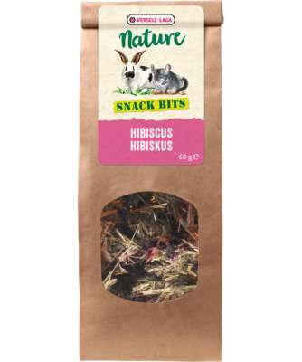 Versele Laga Nature Snack Bits with Hibiscus  60 g, 100 g