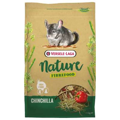 Versele Laga Nature Fibrefood Chinchilla  2.75 kg, 1 kg