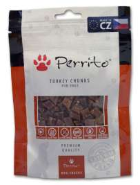 Perrito Turkey Chunks  100 g