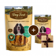 Dog Fest  Chicken Strips on Chewy Stick + Gift: Duck Fillet Strips  90+25 g shop