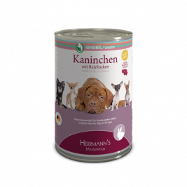 Herrmann's  Sensitive Rabbit with Rice Flakes  400 g