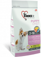Puppy Toy & Small Breeds Healthy Skin & Coat con Cordero y Pescado  2.72 kg de 1st Choice