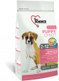 1st Choice  Puppy Sensitive Skin & Coat con Cordero, Pescado y Arroz Integral  14 kg tienda
