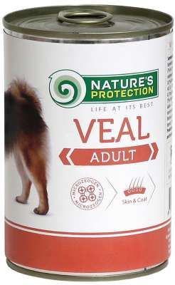 Nature's Protection Adult Kalb  400 g, 200 g
