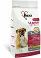 1st Choice Senior Sensitive Skin & Coat avec Agneau, Poisson et Riz brun 2.72 kg