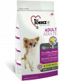 Adult Toy & Small Breeds Healthy Skin & Coat avec Agneau et Poisson 2.72 kg de chez 1st Choice
