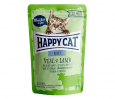 Happy Cat All Meat Adult Veal & Lamb 85 g economico