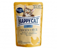 All Meat Adult Chicken & Duck Happy Cat 85 g