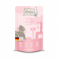 MjAMjAM Kitten Juicy Chicken with Salmon Oil 125 g - Food for kittens