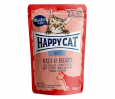 All Meat Adult Beef & Heart 85 g da Happy Cat