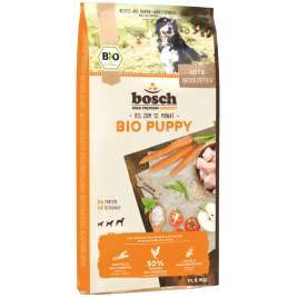bosch High Premium Concept Bio Puppy Chicken and Carrots  11.5 kg