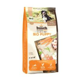 bosch High Premium Concept Bio Puppy Chicken and Carrots  1 kg