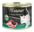 Miamor  Feine Beute with Turkey, Grain-free  185 g butik