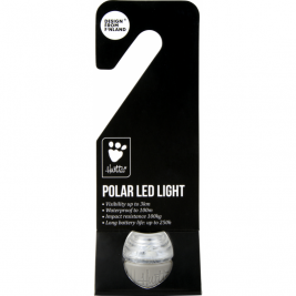 Hurtta Polar Led-Lampe  Hvit