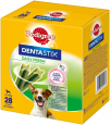 Produkterne købes ofte sammen med Pedigree DentaStix Fresh Multipack for Young and Small Dogs