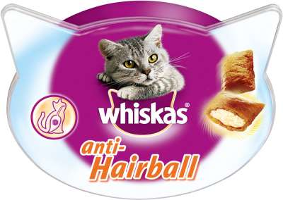 Whiskas Anti-Hairball 72 g