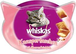 Whiskas Temptations Marisco  72 g