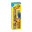 Nestor Sticks 2 in 1 for Parakeets Eggs and Fruits 85 g